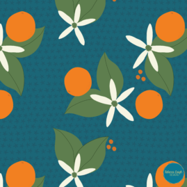 Orange Blossom Redo